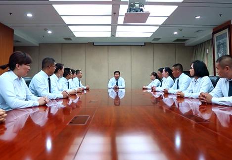 新众通中高层领导团队