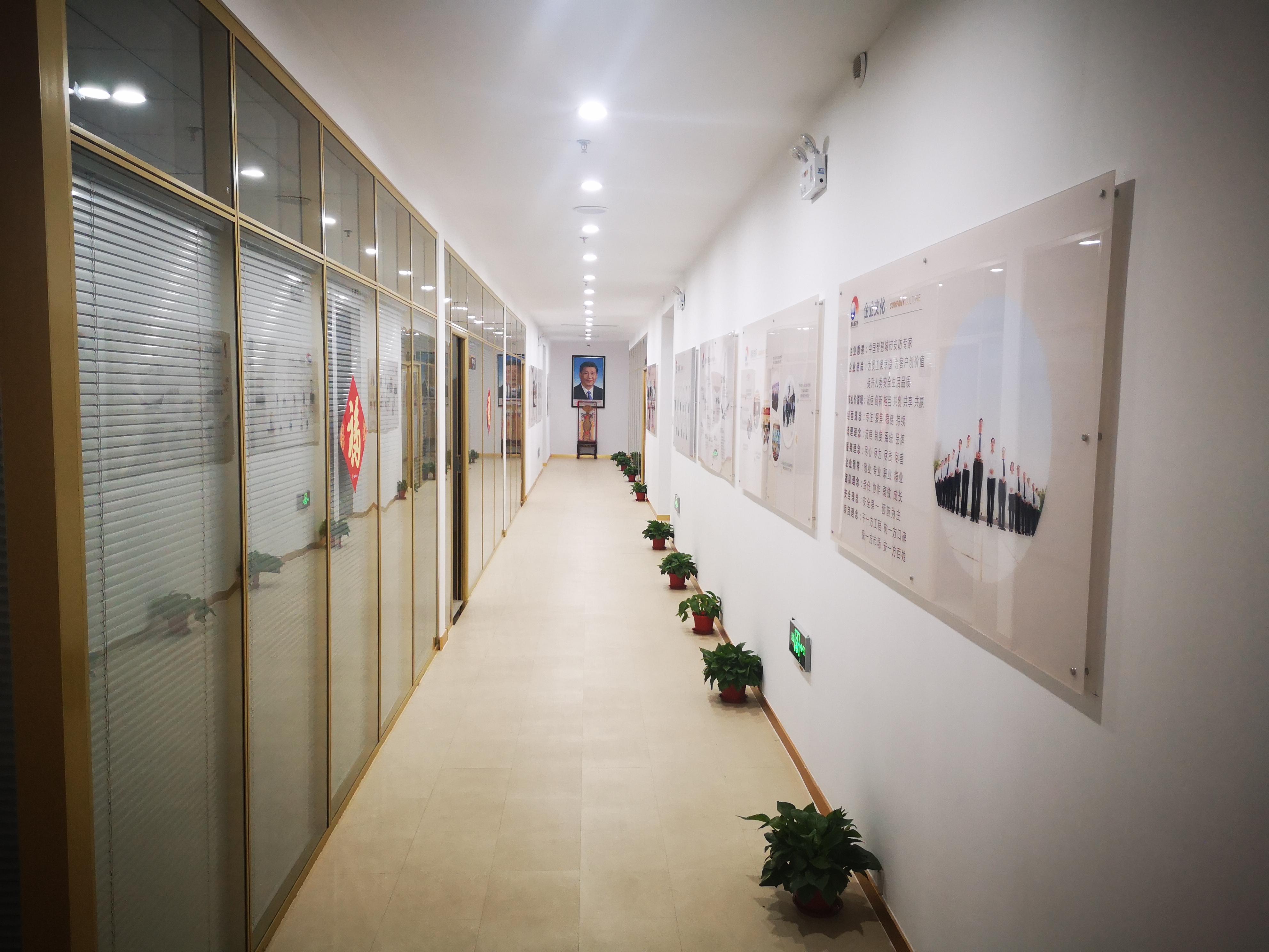 新众通走廊