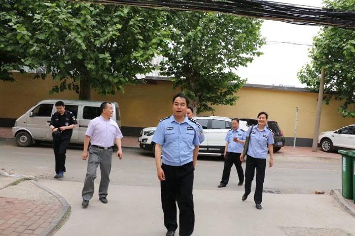 济宁市天网工程三期正式启动